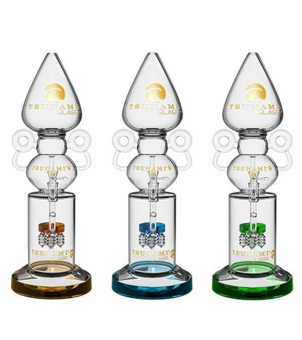 Glass Water Pipes | Electric Showerhead Tree Honeycomb
