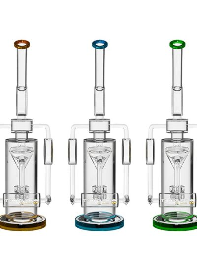 Glass Water Pipes | Electric Showerhead Tree Perc Puck